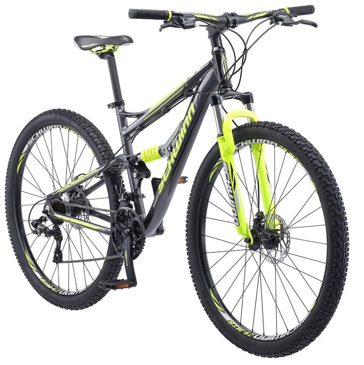 Schwinn are one of the best mountain bike brands for sale.