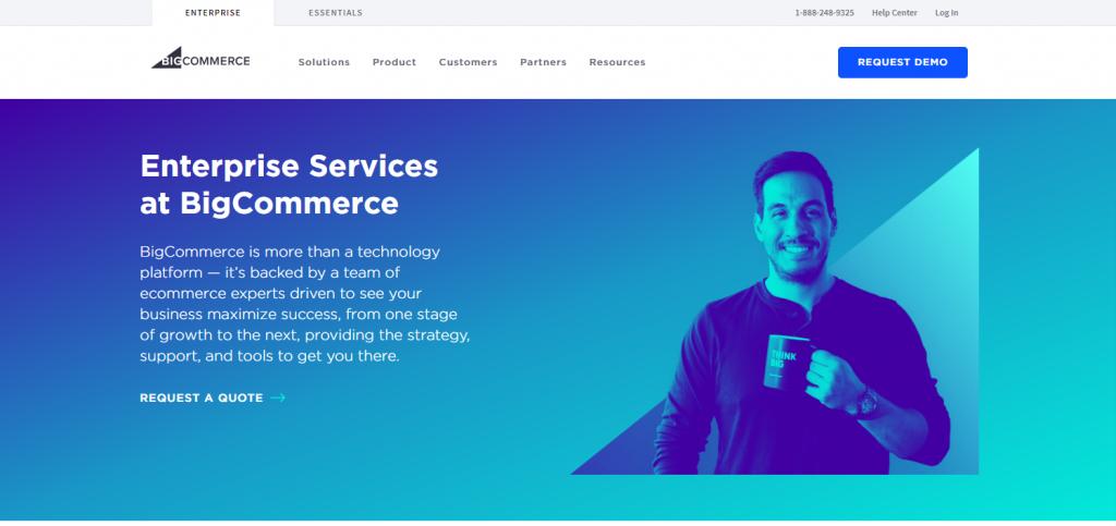 Big Commerce eCommerce Platform
