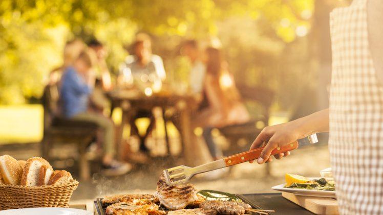 Backyard Summer Party Ideas
