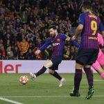 Lionel Messi against Liverpool - Champions League Semi Final