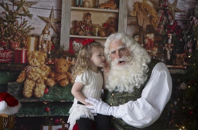 hire a santa online