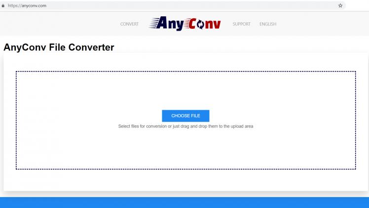 How to Convert M4a to Wav With Anyconv com - FeedsPortal com